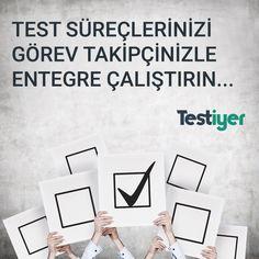 Redmine ve Jira gibi görev yöneticileriyle entegre halinde çalışan Testiyer ile test senaryolarınıza issue açabilirsiniz.