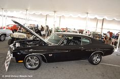 Muscle Car Spotlight: 1970 Chevrolet Chevelle SS 454 #MuscleCars