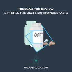 Mindab pro. Is it still the best Nootropics stack
