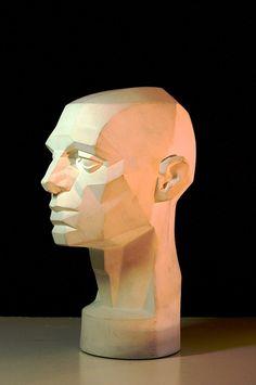 Drawing Seeing: Planar Head