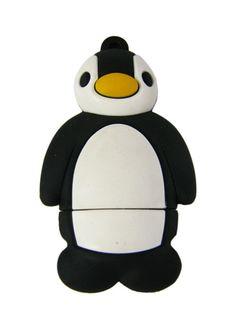 penguin usb drive   by PremiumUSB