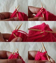대바늘 모자 스텔라픽시 요정모자 뜨기 (도안,뜨는법) : 네이버 블로그 Knitting, Hats, Tricot, Hat, Cast On Knitting, Stricken, Crocheting, Knits, Yarns