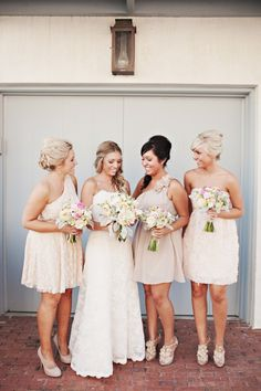 @kaylajohnson Click on this link. I'm pretty sure you're going to swoon when you see these wedding pictures.