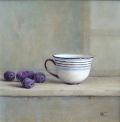 nature morte (still life) - Nellie Crawford