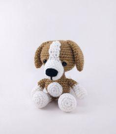 Adorable Puppy Amigurumi Pattern