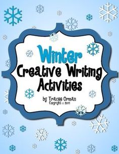 Creative writing activities for middle school   drureport    web