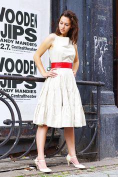 Sommerkleid // Summer dress by Stadtkleid via DaWanda.com