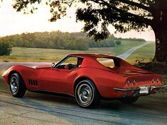 1968 Chevrolet Corvette Coupe Maintenance/restoration of old/vintage vehicles: the material for new cogs/casters/gears/pads could be cast polyamide which I (Cast polyamide) can produce. My contact: tatjana.alic@windowslive.com