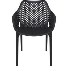 Found it at AllModern - Curnutt Stacking Dining Arm Chair