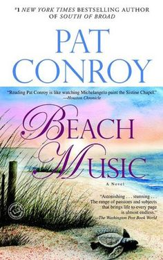 Pat Conroy is a fabulous storyteller. This is a wonderful book for the beach or anywhere!