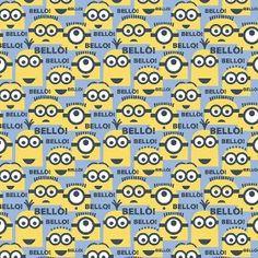 Pre-Order Despicable Me Blue Bellow Minions