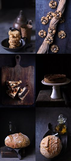 Dark Chocolate Walnut Gateau {GF} … and exploring the Canon Mark II Popcorn Cake, Salted Caramel Popcorn, Clarified Butter Ghee, Coffee Cream, Baking Tins, Tea Cakes, Melting Chocolate, Food Processor Recipes, Canon 6d