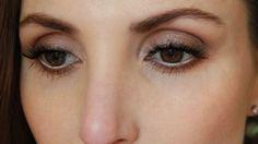 Naked 3 Palette: Soft Natural Smokey Eye