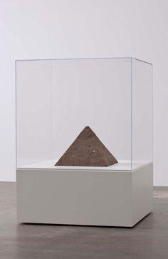 Matt Johnson, Pyramid of Dust, 2011