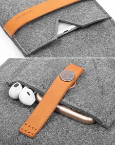 Our price does not include taxes. this packaging is:1x iPad mini bag.  Description:  TThis simple but yet modern sleeve made of 100% natural wool felt which is 3-4mm thick. It provides the perfect protection from dust, scratches and light impact damage. Fitted with an elastic strap to prevent your iPad mini from sliding out.  Wool is a 100% natural material that sheds water and can protect your equipment like few other materials. Its a sustainable material that is a renewable resource. The…