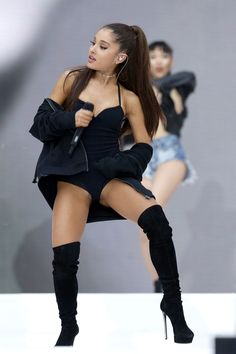 Ariana Grande – 2015/06 2015 Capital FM Summertime Ball in London