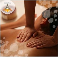 Deep relaxing massage targets into the deeper layers of muscle and connective tissue, this trigger-point massage focuses on areas of concentrated tight muscular fibres. #BaanGyaan