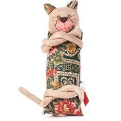Подушка - Кіт довголапий світлого кольору Ukraine, Oven, Image, Ovens