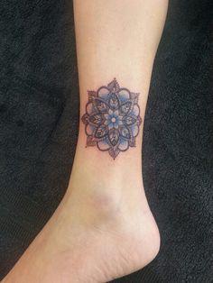 Love my new mandala tattoo x