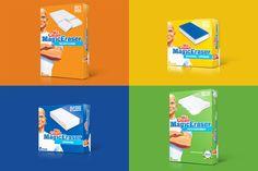Before & After: Mr. Clean — The Dieline - Branding & Packaging
