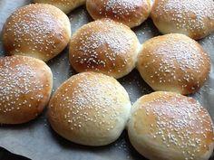 Hamburger buns - A Thermomix Forum recipes