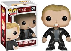 From HBO's popular series, True Blood, comes this awesome Eric Northman Pop! Vinyl Figure! Eric Northman is one of the oldest Vampires having lived his human life as a Viking. A sometimes love interest of Sookie, Eric is the Vampire Sheriff of Louisiana and maker of Pam. If you love Eric then add this great little Pop! to your collection today! Another awesome True Blood collectable brought to you by Popcultcha, Australia's largest and most comprehensive True Blood on-line ...