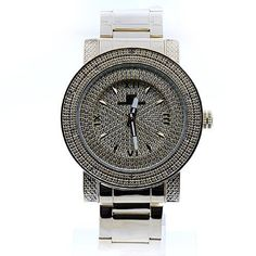 Mens M5096 SUPER TECHNO Diamond watch JoJo Joe « Clothing Adds for your desire