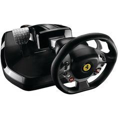 e6b14616e5e THRUSTMASTER 4460096 Xbox 360(R) Ferrari(R) Vibration GT Cockpit 458 Italia