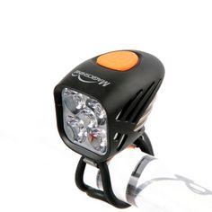 MJ-906 Bike Light Combo Set // Front + Rear + Remote