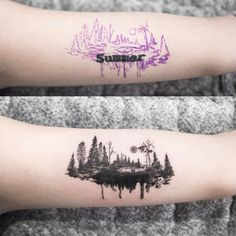 """10k Likes, 60 Comments - 타투이스트 홍담 (@ilwolhongdam) on Instagram: """"forest  cover-up  #coveruptattoo #tattoo #hongdam #타투 #홍담"""""""