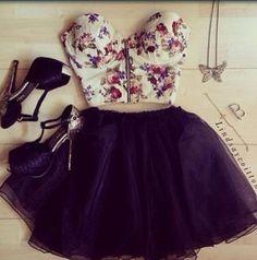 Style #fashion #style #cute #summer #black