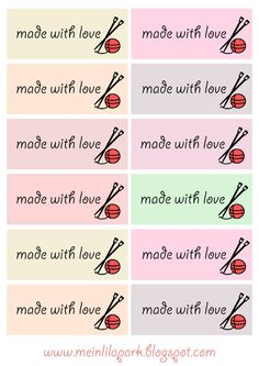 printable gift tags for knitters and knitting lovers – ausdruckbare Geschenkkärtchen / Etiketten – freebies | MeinLilaPark – DIY printables and downloads
