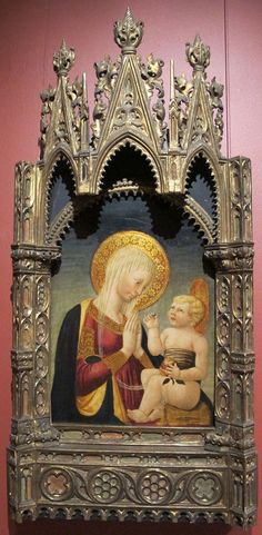 Neri di bicci, madonna del melograno - Category:Neri di Bicci - Wikimedia Commons