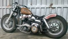 Bobber Inspiration | Harley-Davidson bobber | Bobbers and Custom Motorcycles