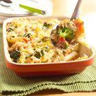 Penne met zalm en broccoli uit de oven - recept - okoko recepten