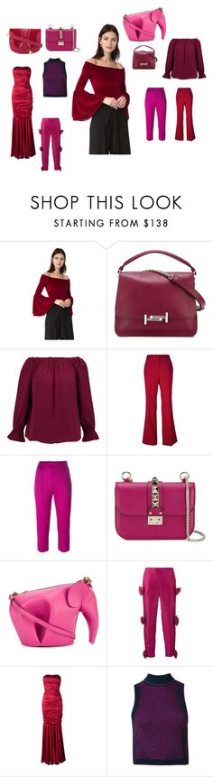 """Magical Fashion"" by emmamegan-5678 ❤ liked on Polyvore featuring Torn by Ronny Kobo, Tod's, W118 by Walter Baker, Roberto Cavalli, Pleats Please by Issey Miyake, Valentino, Loewe, Ashish, Dolce&Gabbana and ZAC Zac Posen"