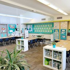 Third Grade Classroom Tour : Designed For Self-Directed Learning Classroom Layout, Classroom Organisation, First Grade Classroom, School Classroom, Classroom Themes, Future Classroom, Classroom Walls, Classroom Color Scheme, Mindful Classroom