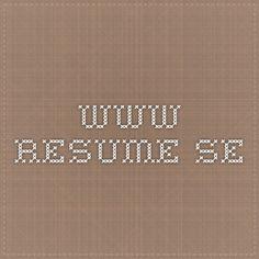 www.resume.se