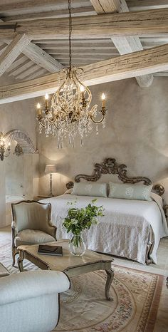 Classic luxury and style at Borgo Santo Pietro.