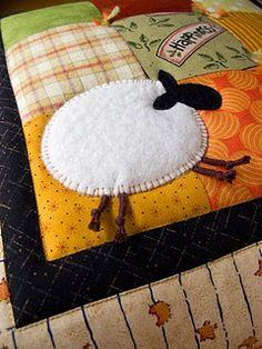 cute lamb pillow