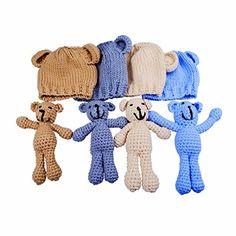 Eudora Crochet Newborn Photography Boys/Girls Knit Toy Be... https://www.amazon.com/dp/B01LEGIMAI/ref=cm_sw_r_pi_dp_x_xJt8ybWFS9JYS