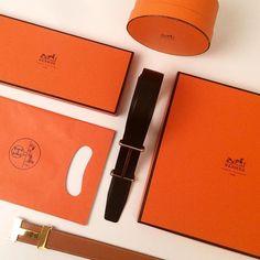 Hermès Packaging. CBL Bags.