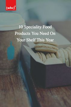 Last week we visited Scotland's Speciality Food Show 2018 in snowy Glasgow to see what's new, talk to the food producers, distributors and the people in the know to  bring you 10 Speciality Food Products You Need On Your Shelf This Year.