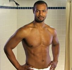 The Man your Man could Smell like - Isiah Mustafa -The Old Spice Man