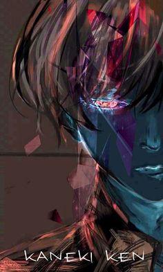 #Vin Kaneki Ken - Tokyo Ghoul