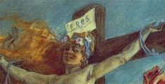 "'Pornokratès' (1896).   There are few nineteenth century artists as controversial or as profoundly shocking as Félicien Rops. Even more than a century after his death, his ""blasphemous erotica"" can still cause great offense in a world of safe spaces and trigger warnings.   Rops was born in Namur, Belgium in 1833, the son of a wealthy cotton dealer. He was home schooled by a private tutor before attending Jesuit college where he excelled at art. However, he hated the intense Catholic…"