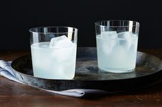 How to Make a Tom Collins on Food52: http://food52.com/blog/10502-how-to-make-a-tom-collins #Food52