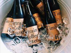 The Elegant Packaging of Timbertrain Coffee Roasters — The Dieline - Branding & Packaging Design