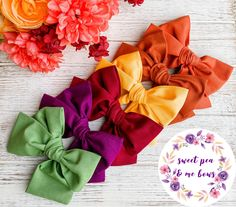 Sweet Pea and Me Bows