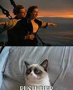 grumpy cat titantic - Bing Images